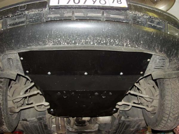 Product Bmw 5 E39 Skid Plate 4x4 Tuning