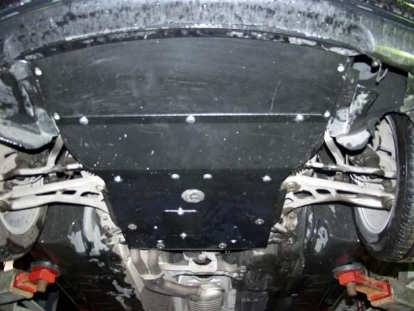 Product Bmw 3 E46 Skid Plate 4x4 Tuning
