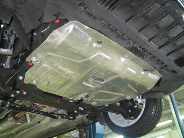 2013 ford focus skid plate