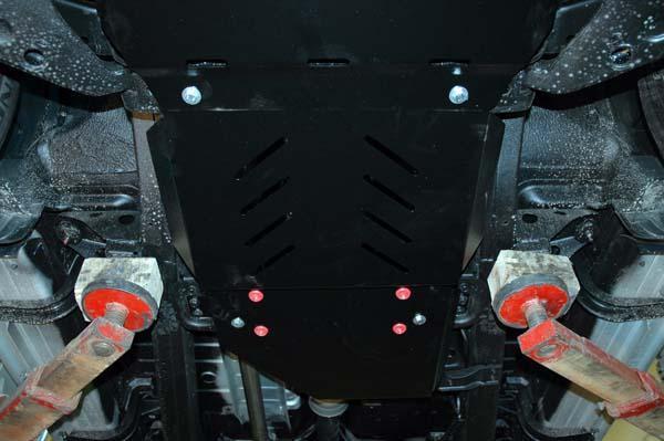 Product: Mitsubishi L200 transmission skid plate | 4x4 TUNING