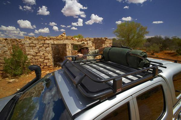 Product Arb Roof Rack Toyota Hilux 2011 4x4 Tuning