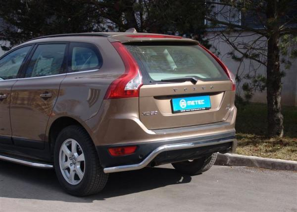 product rear bumper protection volvo xc60 4x4 tuning. Black Bedroom Furniture Sets. Home Design Ideas