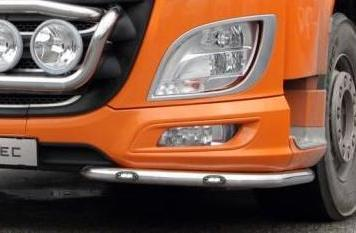 Product: Front bar with LED, DAF XF Euro 6   4x4 TUNING