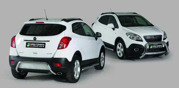 Product Rear Bumper Protection Opel Mokka 4x4 Tuning