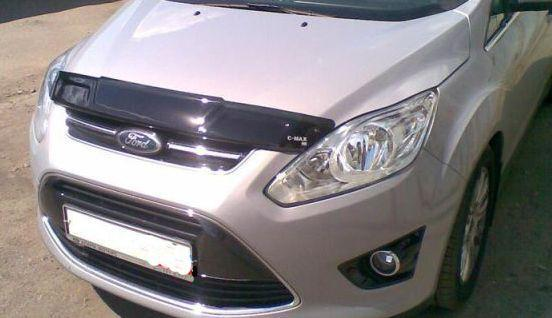 product hood guard ford c max 2011 4x4 tuning. Black Bedroom Furniture Sets. Home Design Ideas