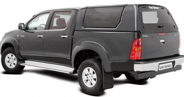 Product hardtop roadranger rh2 toyota hilux 06 4x4 tuning