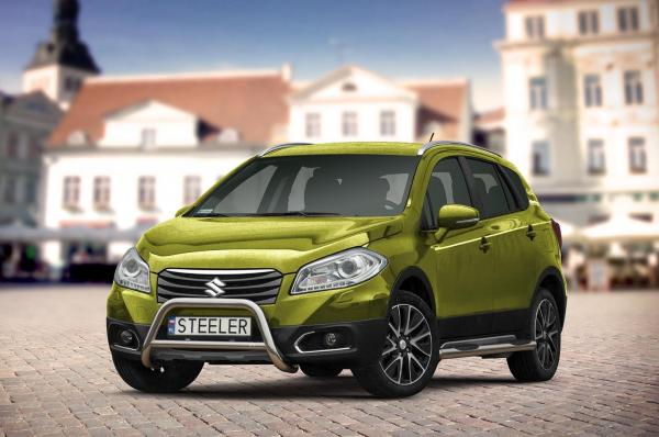 product ec a bar with cross bar suzuki sx4 cross 4x4