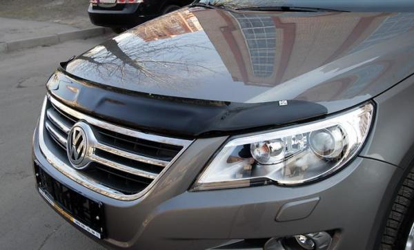 Vw Jetta Truck >> Product: Hood protector Volkswagen Tiguan 2008- | 4x4 TUNING