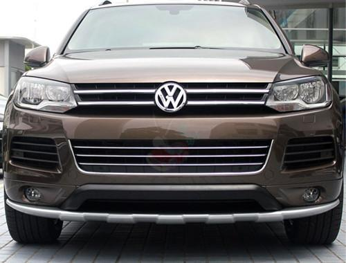 Product Front Bumper Skid Plate Vw Touareg 2011 4x4 Tuning