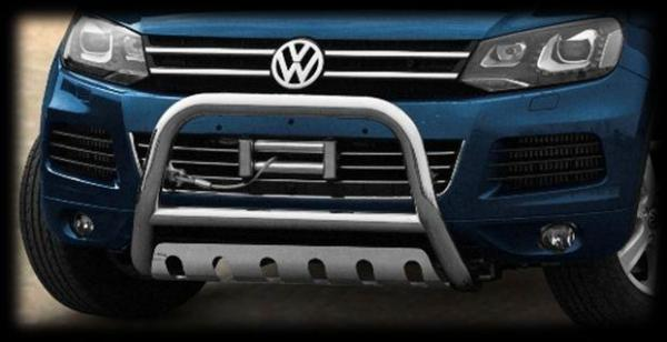 Product: Winch mounting kit Volkswagen Touareg | 4x4 TUNING