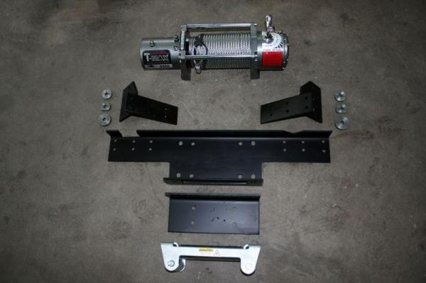 Product Winch Fitting Kit Toyota Hilux 4x4 Tuning