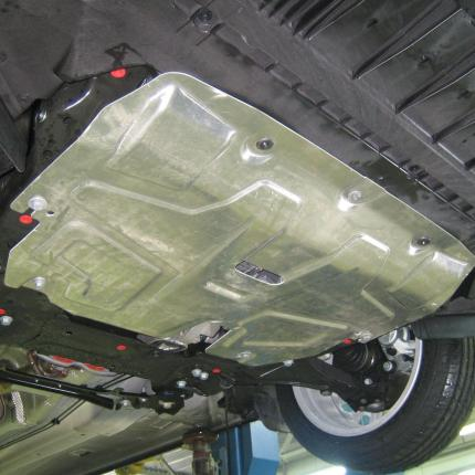 Product: Ford Mondeo skid plate | 4x4 TUNING