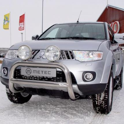 Product Front Guard Mitsubishi L200 4x4 Tuning