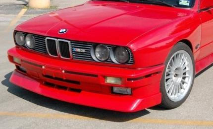 Product Bmw E30 M3 Evo Front Lip 4x4 Tuning