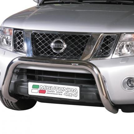 Product: Frontbar Nissan Navara D40 2010-   4x4 TUNING