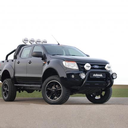 ford ranger lift kit car tuning - Ford Ranger 2014 Lifted