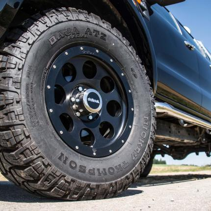 Off Road Vehicles For Sale >> Product: Delta Beadlock wheel 18x9 blackblack | 4x4 TUNING