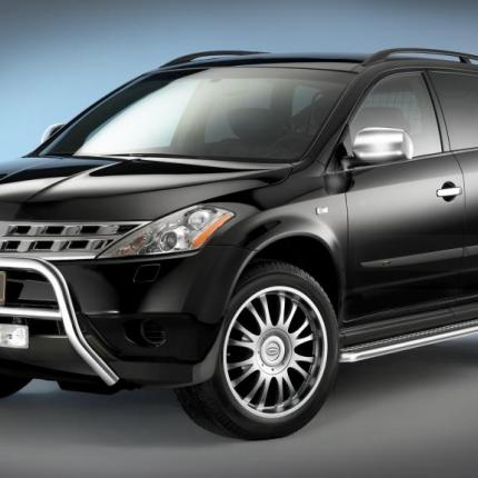 Product Sidesteps Nissan Murano Z50 05 08 4x4 Tuning