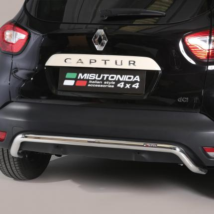 Product Rear Bumper Protection Renault Captur 4x4 Tuning