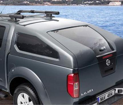 Product Oem Hardtop Nissan Navara 4x4 Tuning