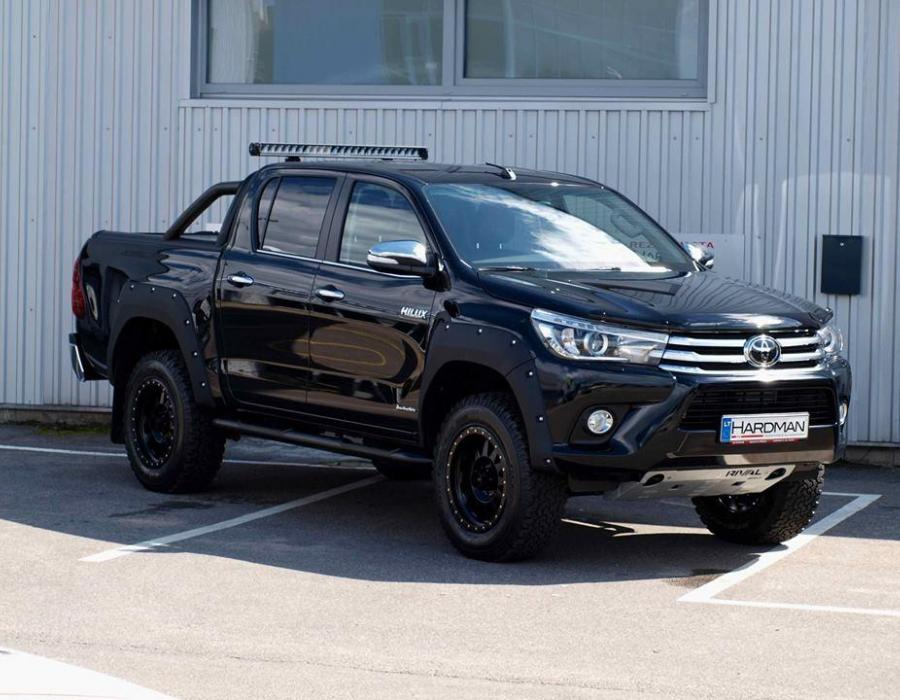 galerija toyota hilux revo fully prepared for offroad 4x4 tuning. Black Bedroom Furniture Sets. Home Design Ideas