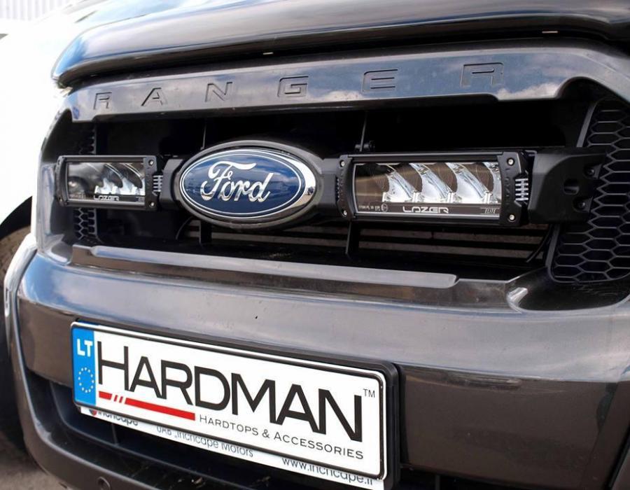 Galerija Ford Ranger With Adjustable Suspension New