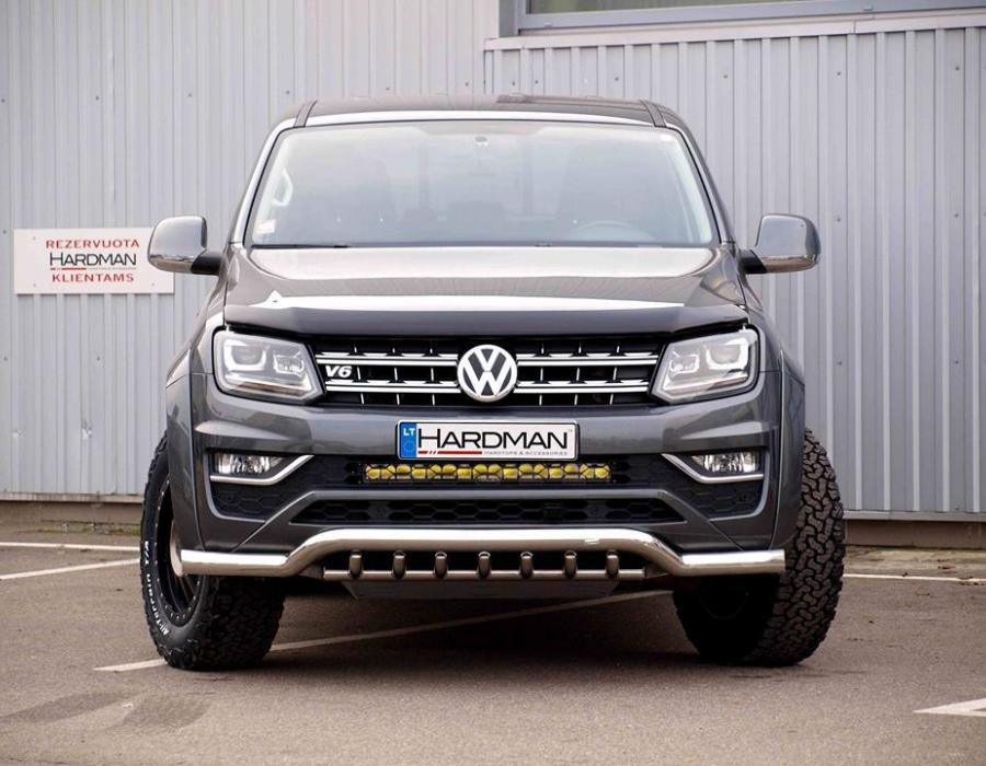 Galerija Vw Amarok V6 With All The Needed Accessories