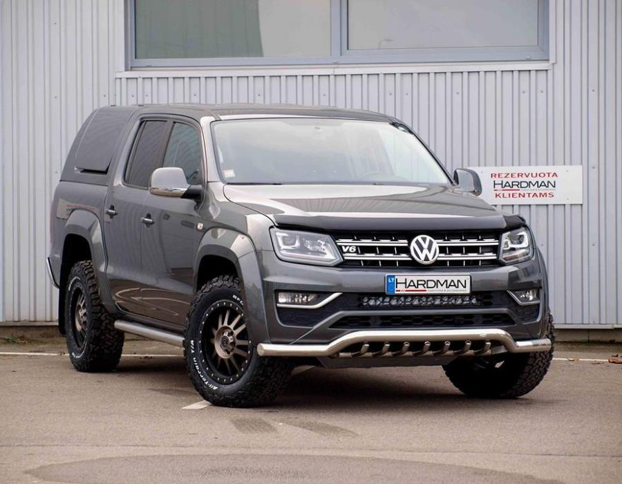 Galerija: VW Amarok V6 with all the needed accessories