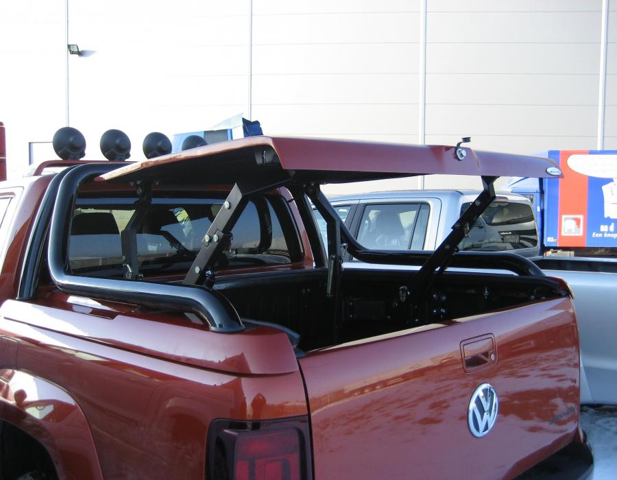 Galerija Vw Amarok Canyon Cover 4x4 Tuning