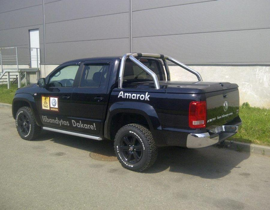 Galerija Vw Amarok Black Edition 4x4 Tuning