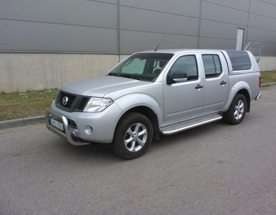 galerija nissan navara hardtop frontbar sidesteps. Black Bedroom Furniture Sets. Home Design Ideas