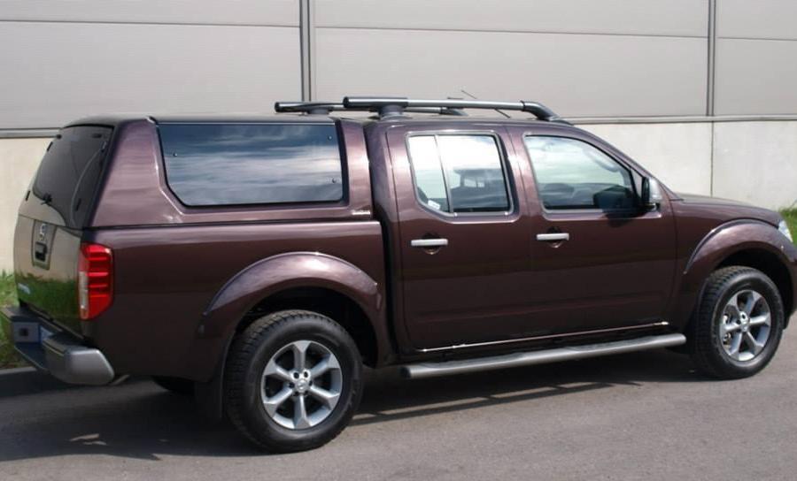 Galerija Nissan Navara Hardtop Amp Frontbar 4x4 Tuning